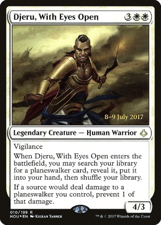 Djeru, With Eyes Open