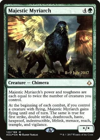Majestic Myriarch