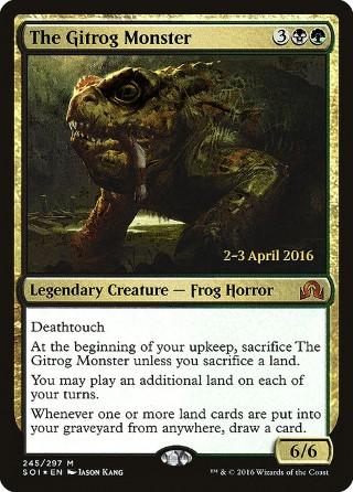 The gitrog mostro