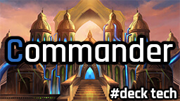 deck tech commander