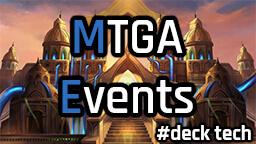 Deck Tech MTGA Events