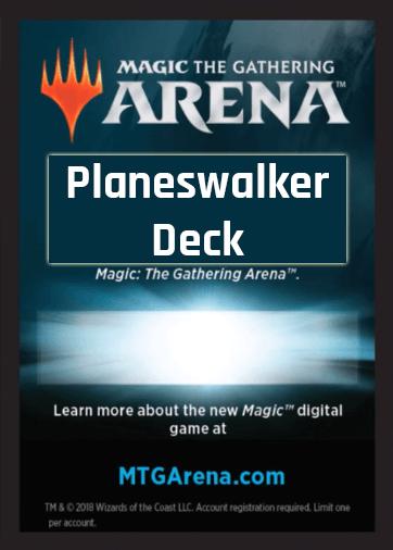 Eldraine Planeswalker Deck Rowan