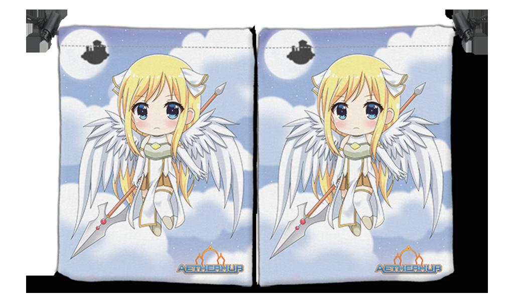 Chibi Series Angel Dice Bag