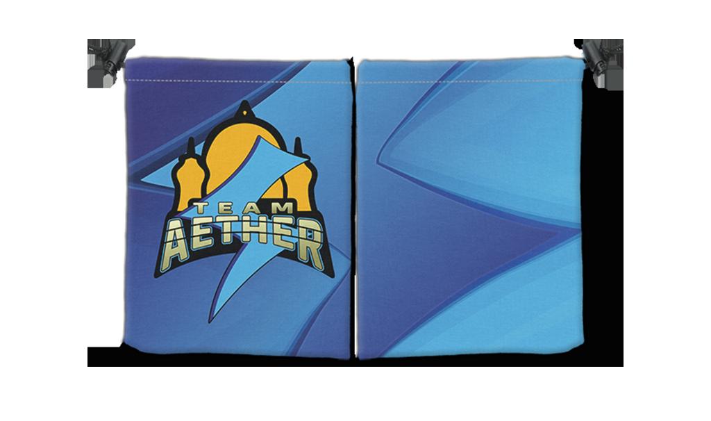 Team Aether Dice Bag