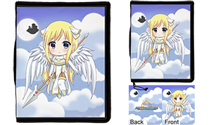 Chibi Angel Card Binder