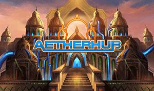 AetherHub Playmat
