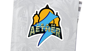 Sticker Team Aether