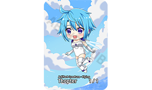 Chibi Series Thopter Token